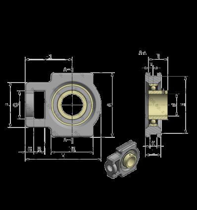 UCT 209 SNR