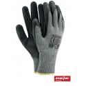 Rękawice ochronne szare RECODRAG