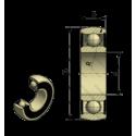 K 6207 2RS - UD 207 ZVL