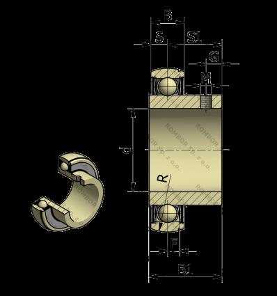 UC 207 KG