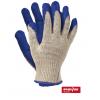 Rękawice ochronne wampirki niebieskie