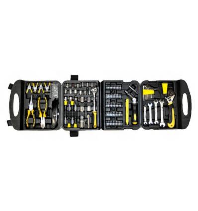 Zestaw narzędzi 117 el. w walizce