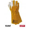 Rękawice spawalnicze TIG 11 Yellow