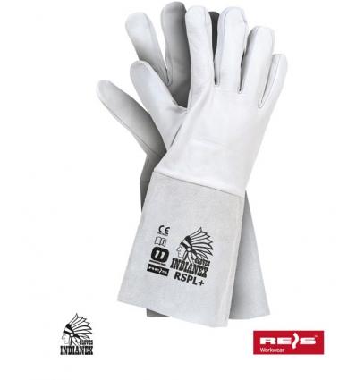 Rękawice spawalnicze TIG 11 +